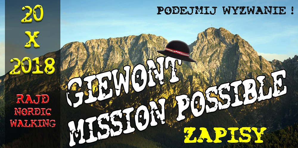 Giewont Mission Possible
